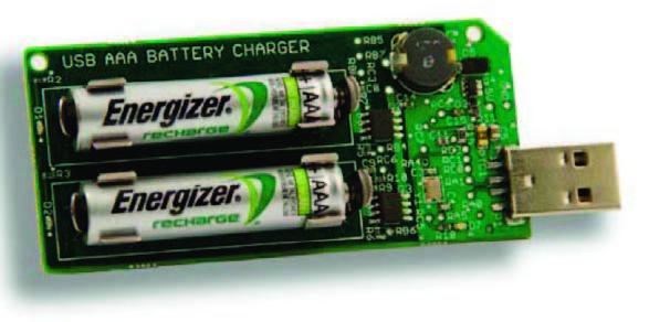 Figura 6: Il caricabatterie della Microchip basato sulle librerie