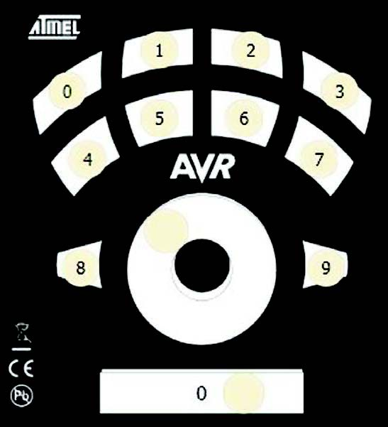 Figura 6: Tastiera virtuale