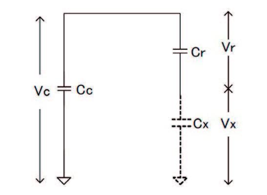 Figura 9: Circuito equivalente fasi (4) e (5).