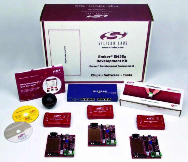 Figura 6: EM35x Series Development Kit.