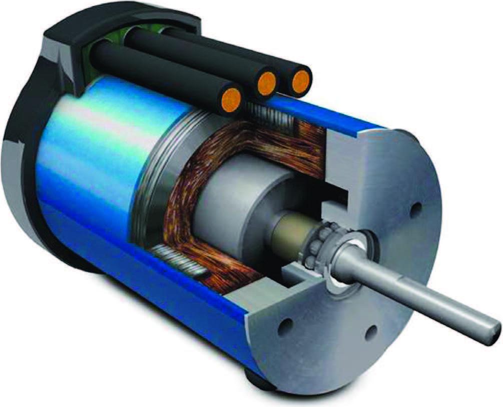 Figura 1: Motore DC Brushless