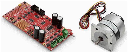 Figura3 : Scheda Avnet Motor Control FMC