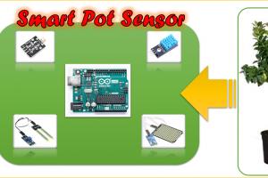 Smart Pot Sensor