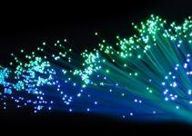Fibre ottiche, tecnologia optoelettronica