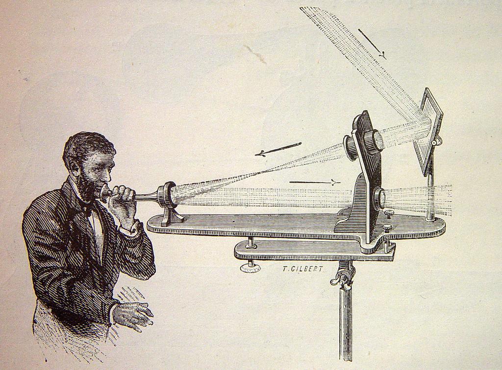 Figura 2: fotofono.