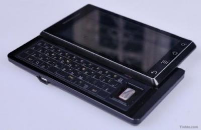 dipositivo GPS del Motorola Droid