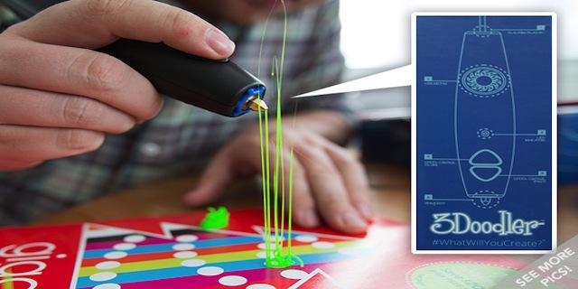 3doodler la penna 3D