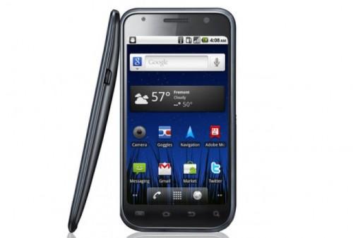 Smartphone Nexus S