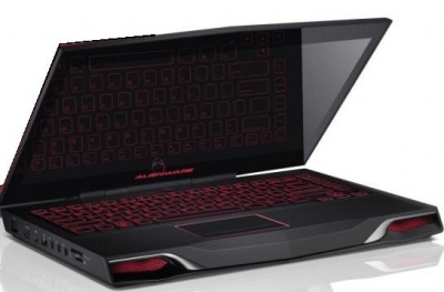 notebook dell Alienware M14x