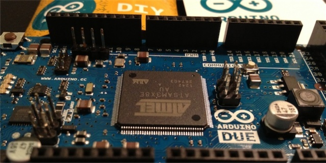 Tutorial su Arduino Due - ARM Cortex M3