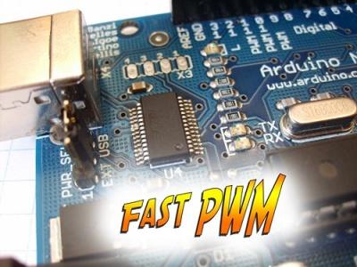 Fast PWM su Arduino