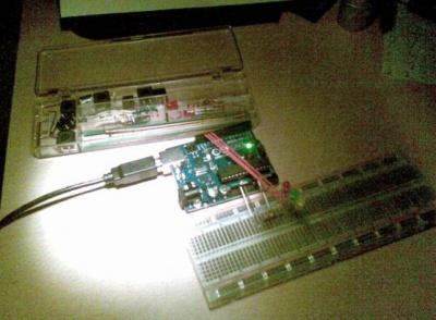Realizzare un crepuscolare con Arduino