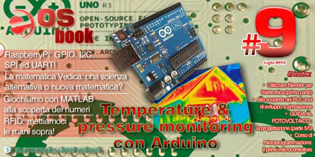EOS-Book 9 con Arduino e RASPI