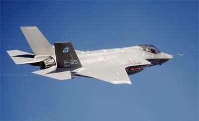 Aerei militari F35