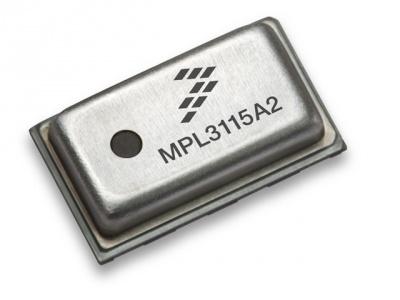 Xtrinsic MPL3115A2