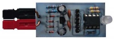 vista del circuito powerpole tester assempblato
