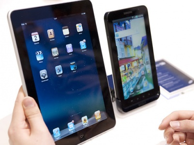Il tablet Samsung Galaxy vietato in Europa