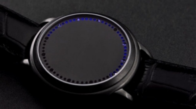 Orologio digitale LED Abyss da Chinavasion