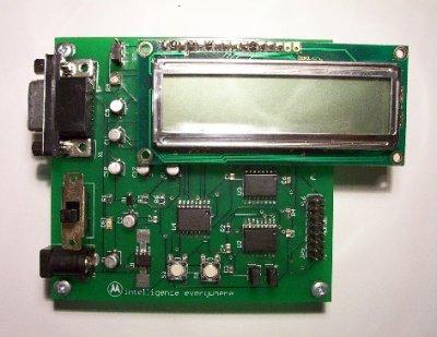 Reference Design Freescale per accelerometri