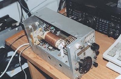 Accordatore HF (10-80metri)