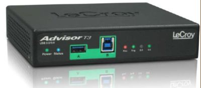 Advisor T3 analizzatore USB SuperSpeed