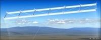 Aquilone per energia eolica