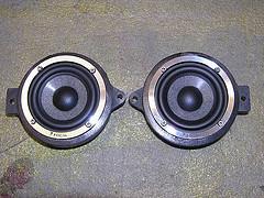 TDA7381, amplificatore audio per auto - schema elettrico
