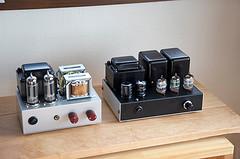 Amplificatore audio di potenza con LM1877