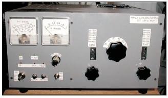 Amplificatore lineare per decametriche