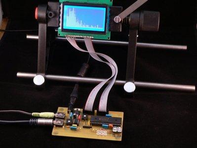 analizzatore di spettro audio
