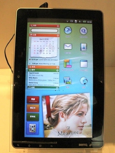 Tablet benq Android
