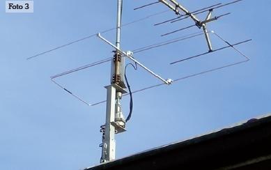 MOXON + YAGI antenna bibanda