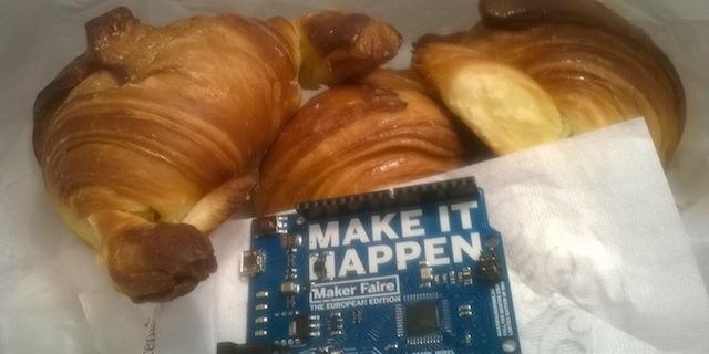 Colazione con la scheda Arduino