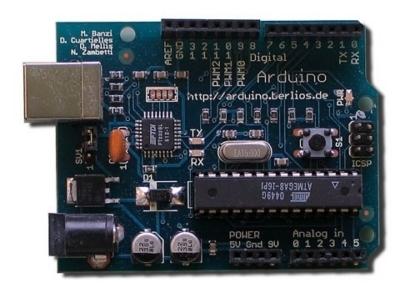 Arduino I2C