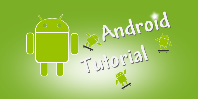 Tutorial android