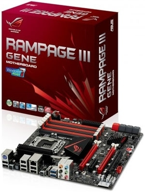 schedamadre microATX Rampage III GENE