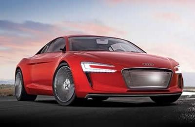 Audi E-Tron, la vettura elettrica di Audi