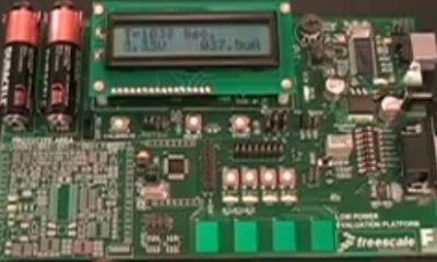 badge board S08QE8