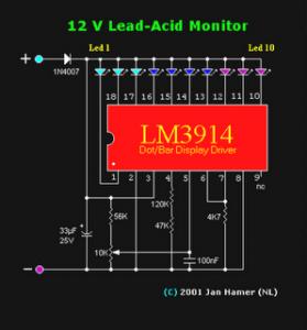 Come verificare la carica delle batterie al piombo 12V