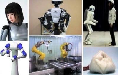 robotica i migliori robot del 2009