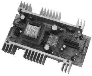 Booster auto 60 + 60 watt progetto audio