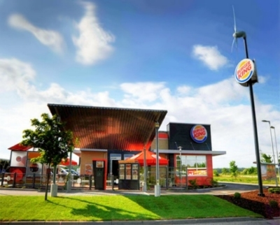 burger king a Waghäusel