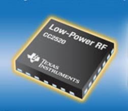 CC2520 è un chip di Texas Instruments la seconda generazione ZigBee