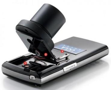 Microscopio da un cellulare