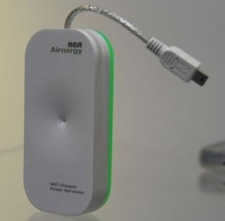 caricatore RCA Airnergy USB
