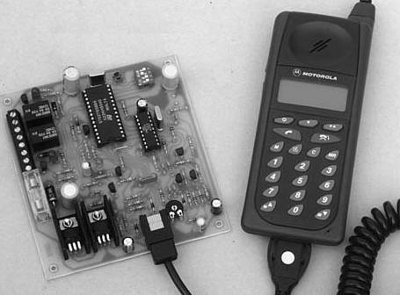 Chiave DTMF 2 canali progetto open source