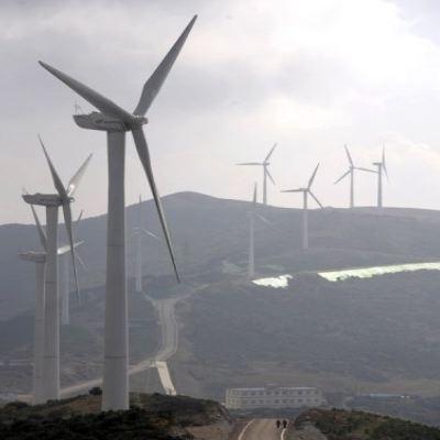 cina energia eolica