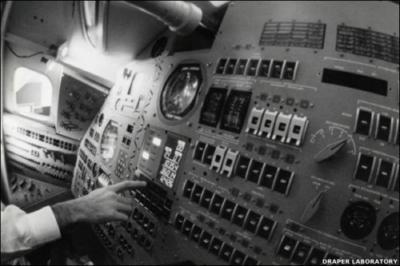 Primo Computer sulla luna