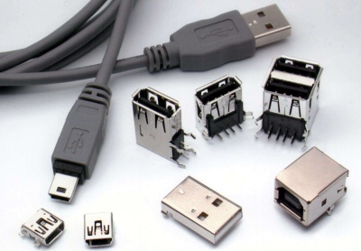 Connettori USB