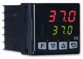 Controllore PID DIN 1/16 serie E6 della Multicomp